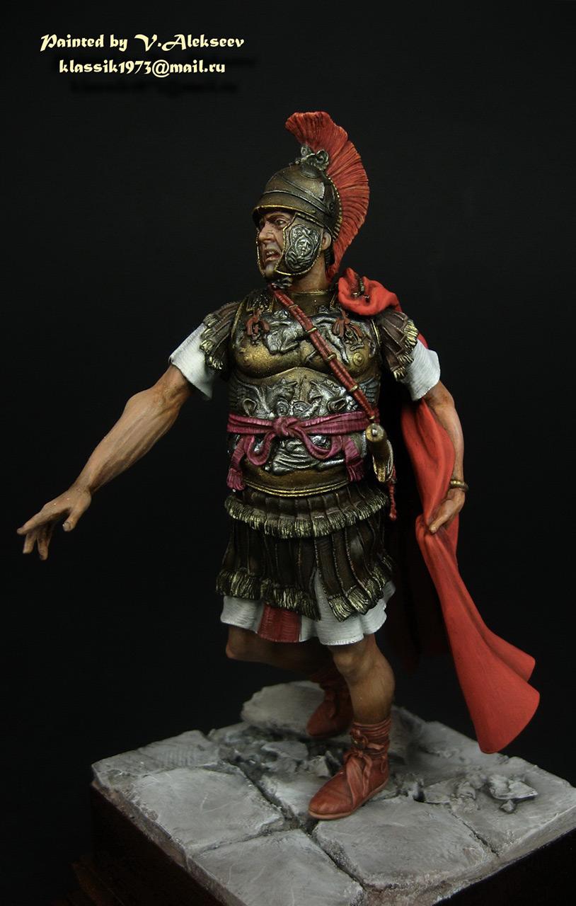 Figures: Roman consul, photo #3
