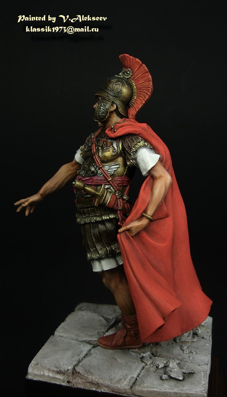 Figures: Roman consul, photo #4