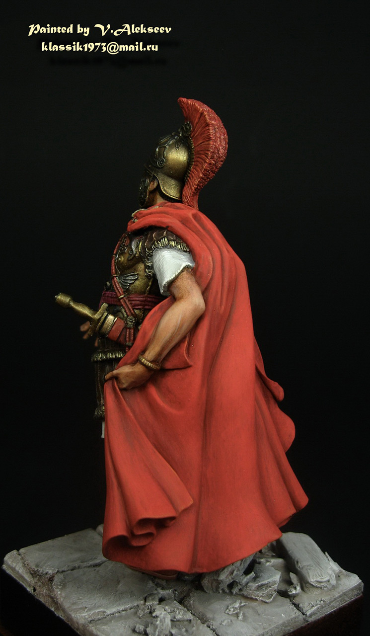 Figures: Roman consul, photo #5
