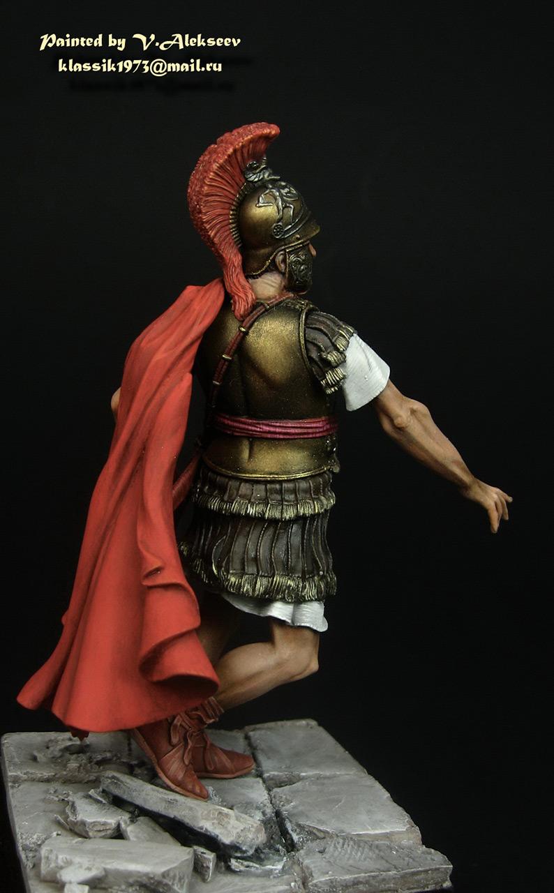Figures: Roman consul, photo #7