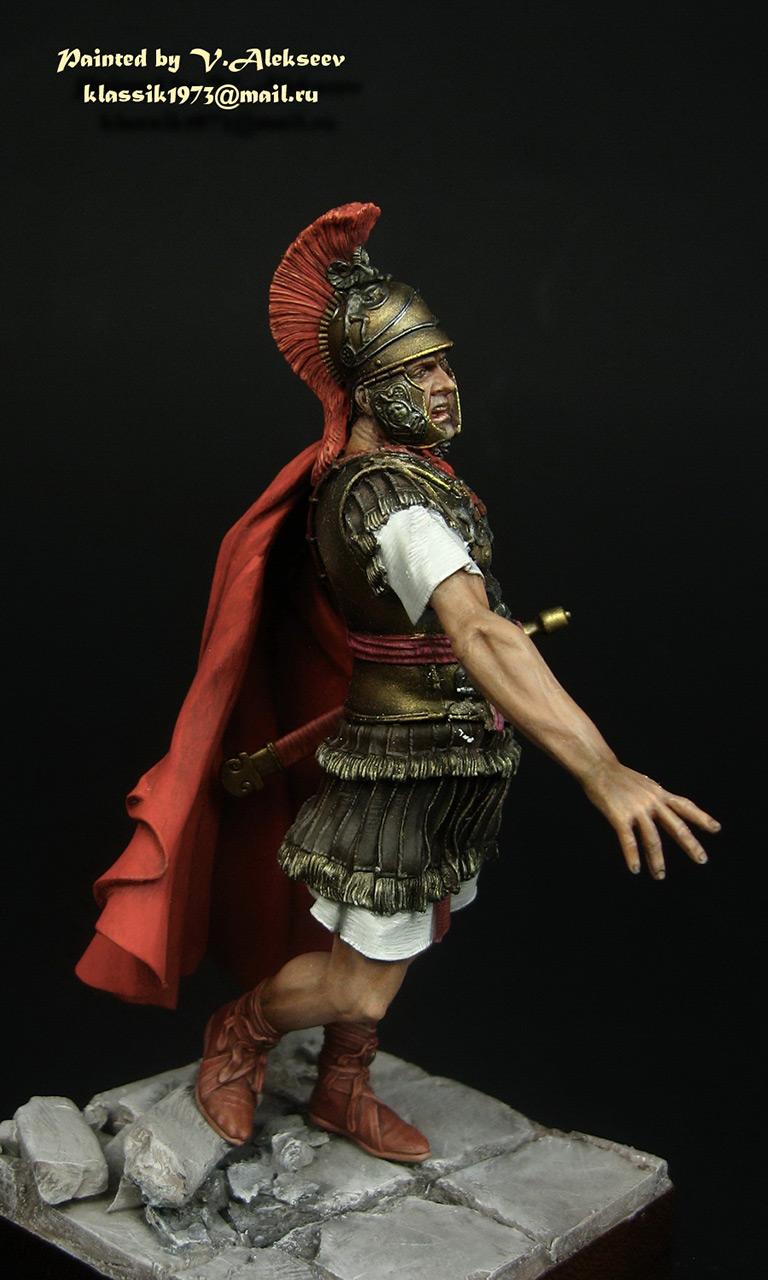 Figures: Roman consul, photo #8