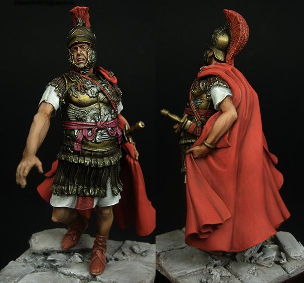 Figures: Roman consul