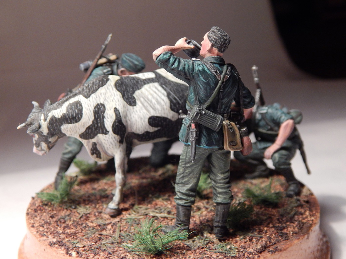 Dioramas and Vignettes: Operation Milkman, photo #2