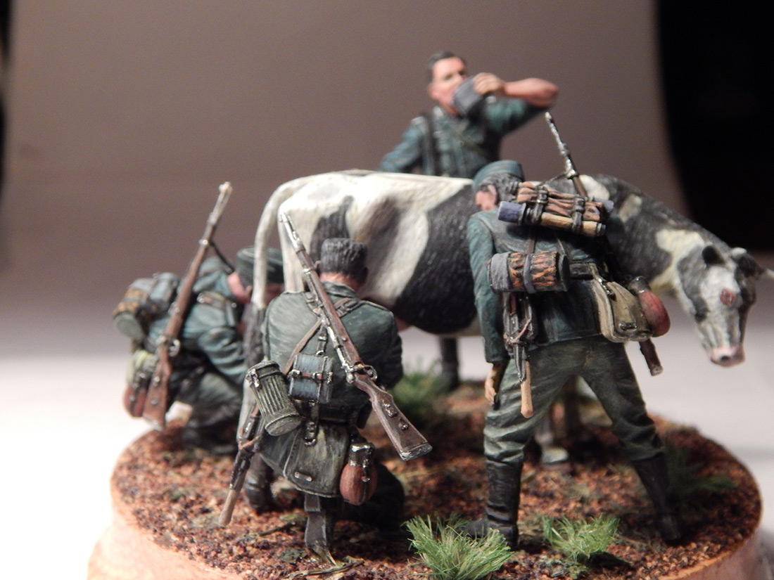 Dioramas and Vignettes: Operation Milkman, photo #5