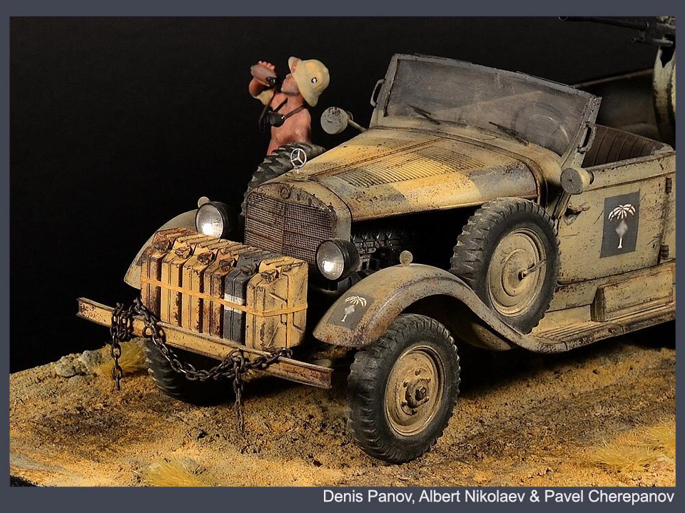 Dioramas and Vignettes: DAK'46 , photo #10