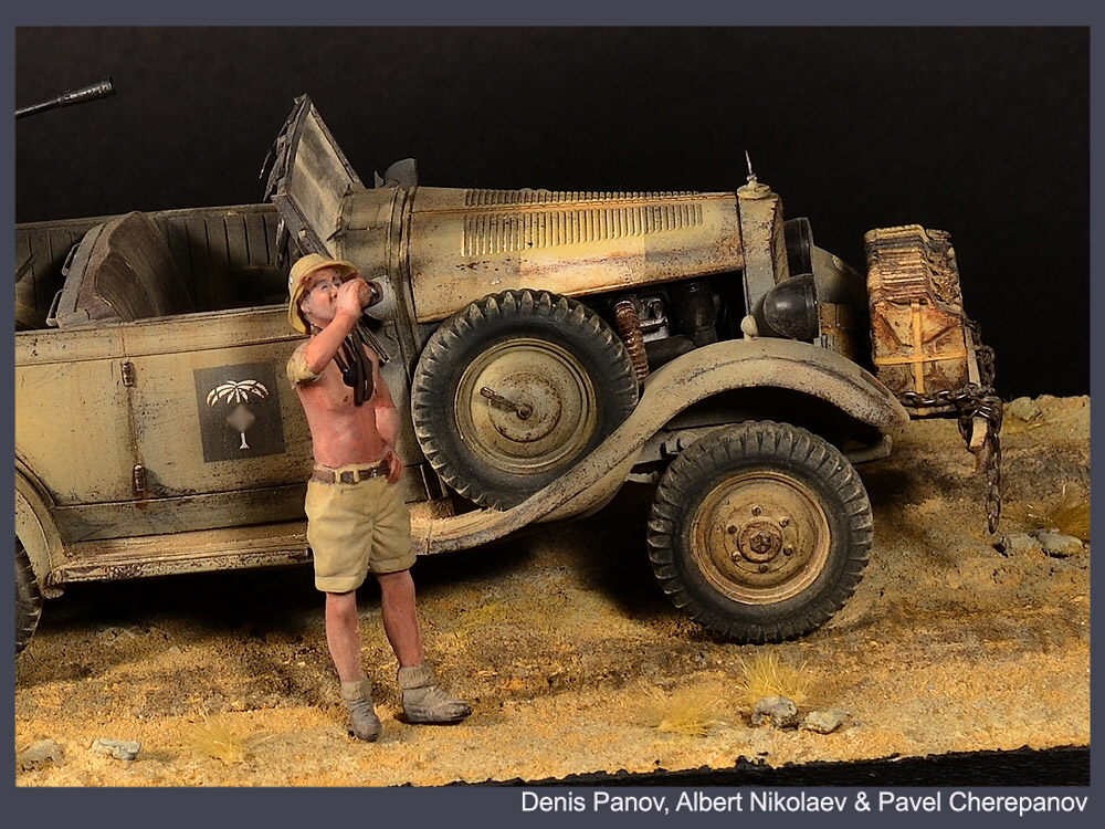 Dioramas and Vignettes: DAK'46 , photo #11