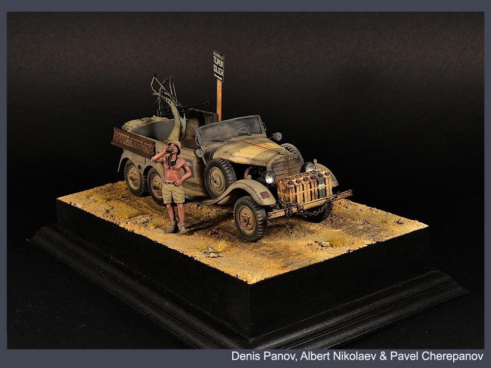 Dioramas and Vignettes: DAK'46 , photo #7