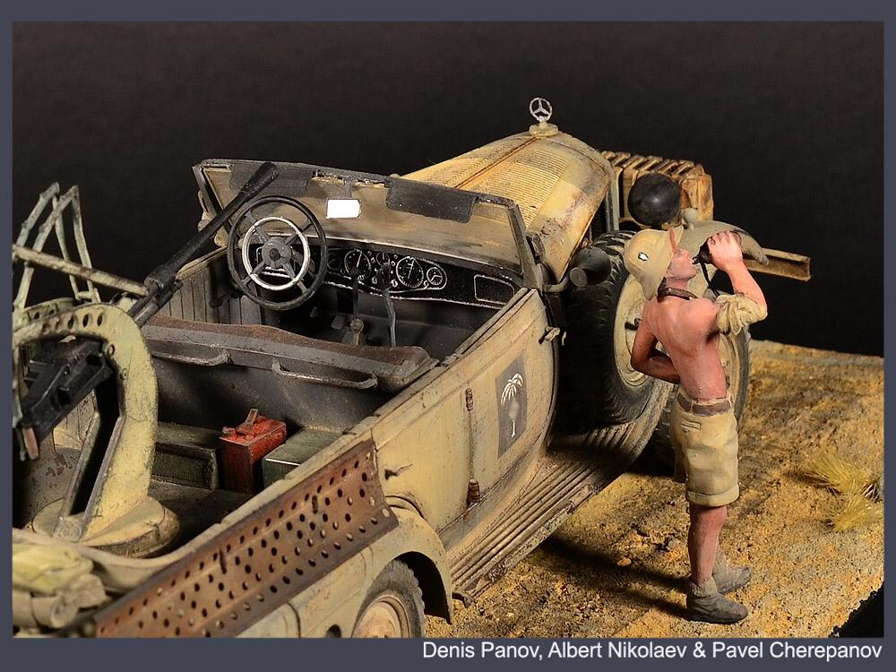 Dioramas and Vignettes: DAK'46 , photo #8