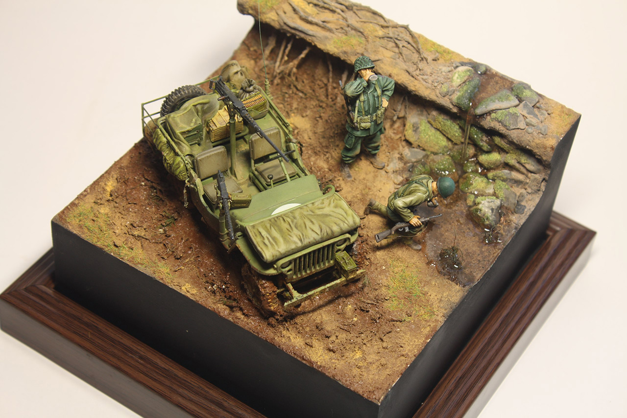 Dioramas and Vignettes: The Spring, photo #13