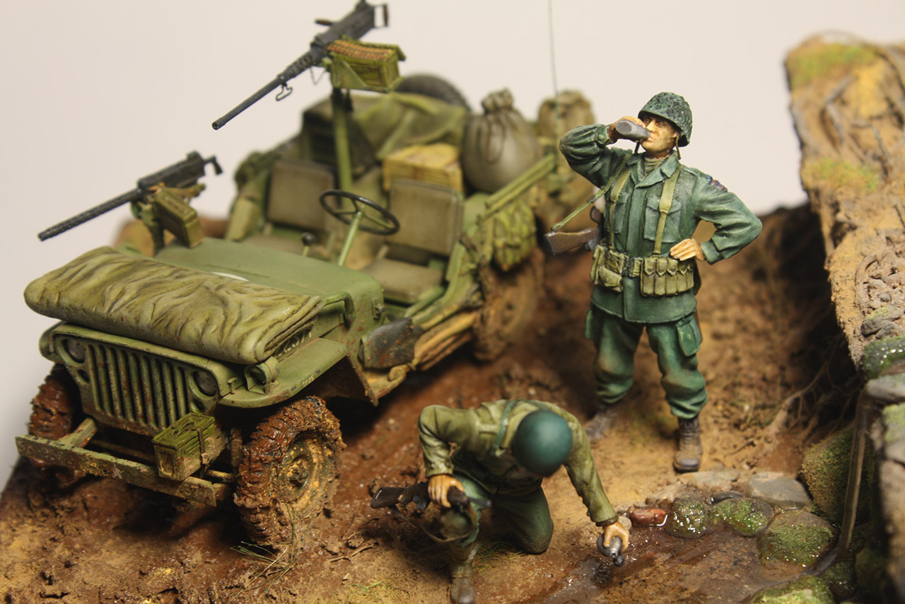 Dioramas and Vignettes: The Spring, photo #15
