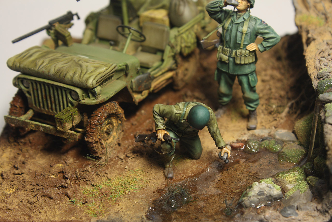 Dioramas and Vignettes: The Spring, photo #4