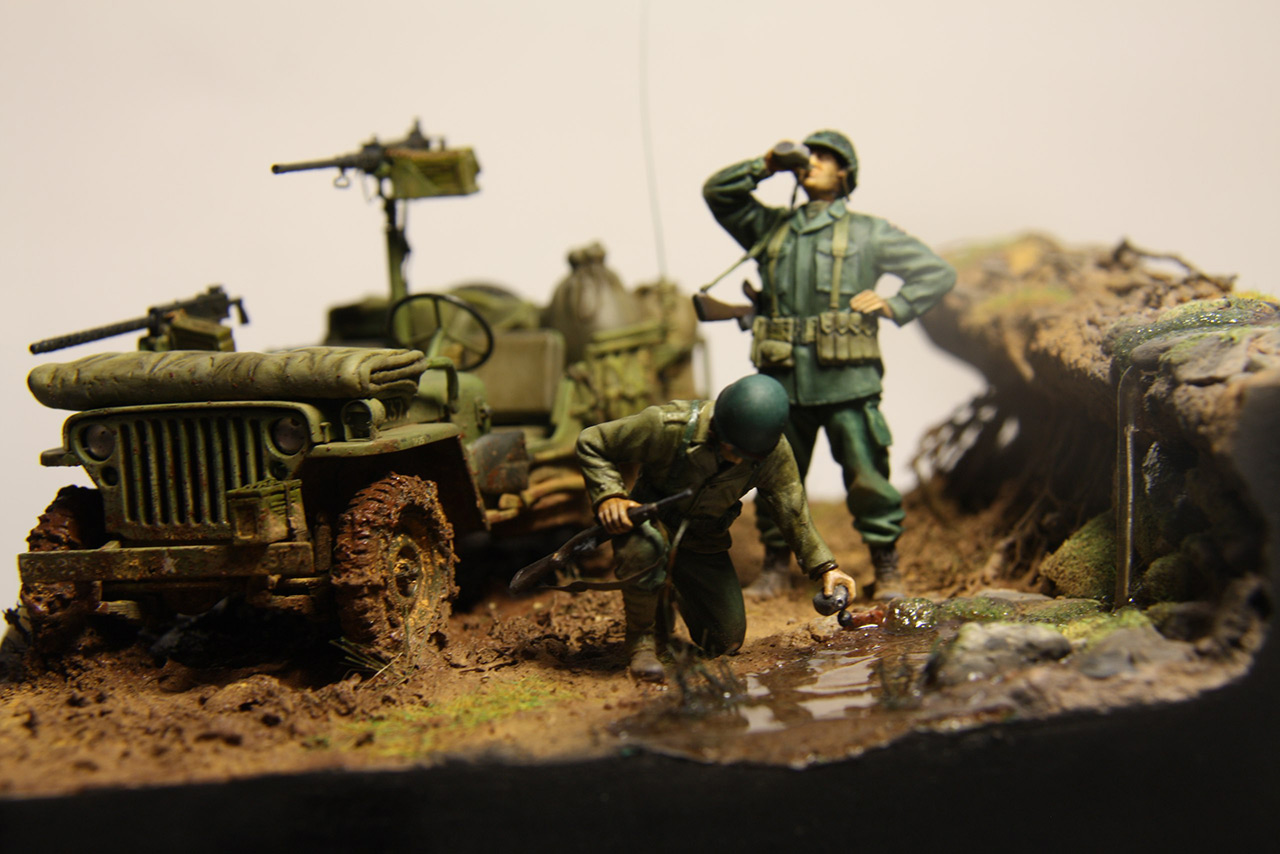 Dioramas and Vignettes: The Spring, photo #5