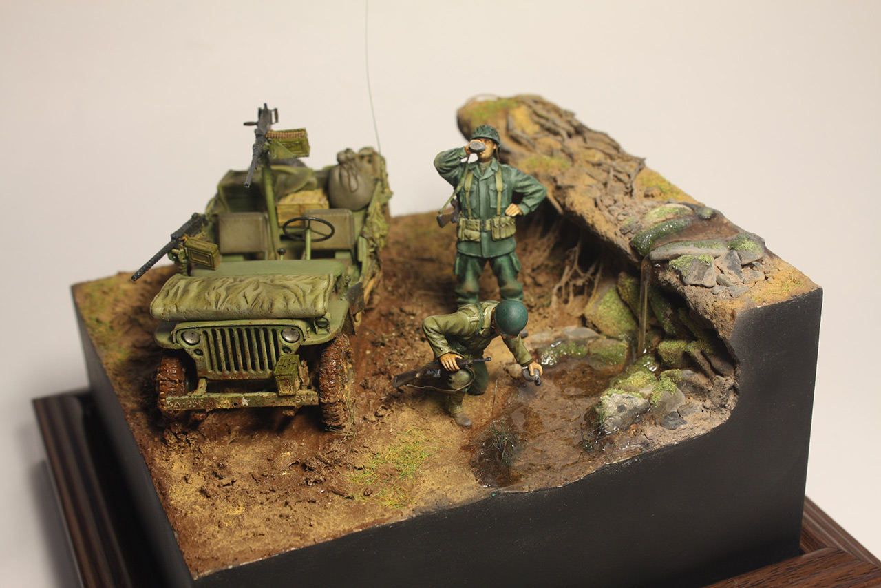 Dioramas and Vignettes: The Spring, photo #6