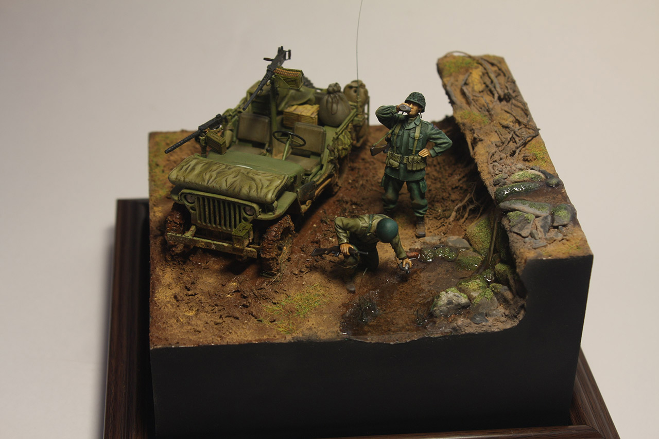 Dioramas and Vignettes: The Spring, photo #7