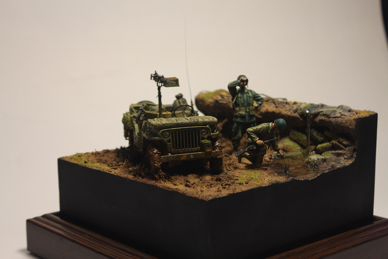 Dioramas and Vignettes: The Spring, photo #8