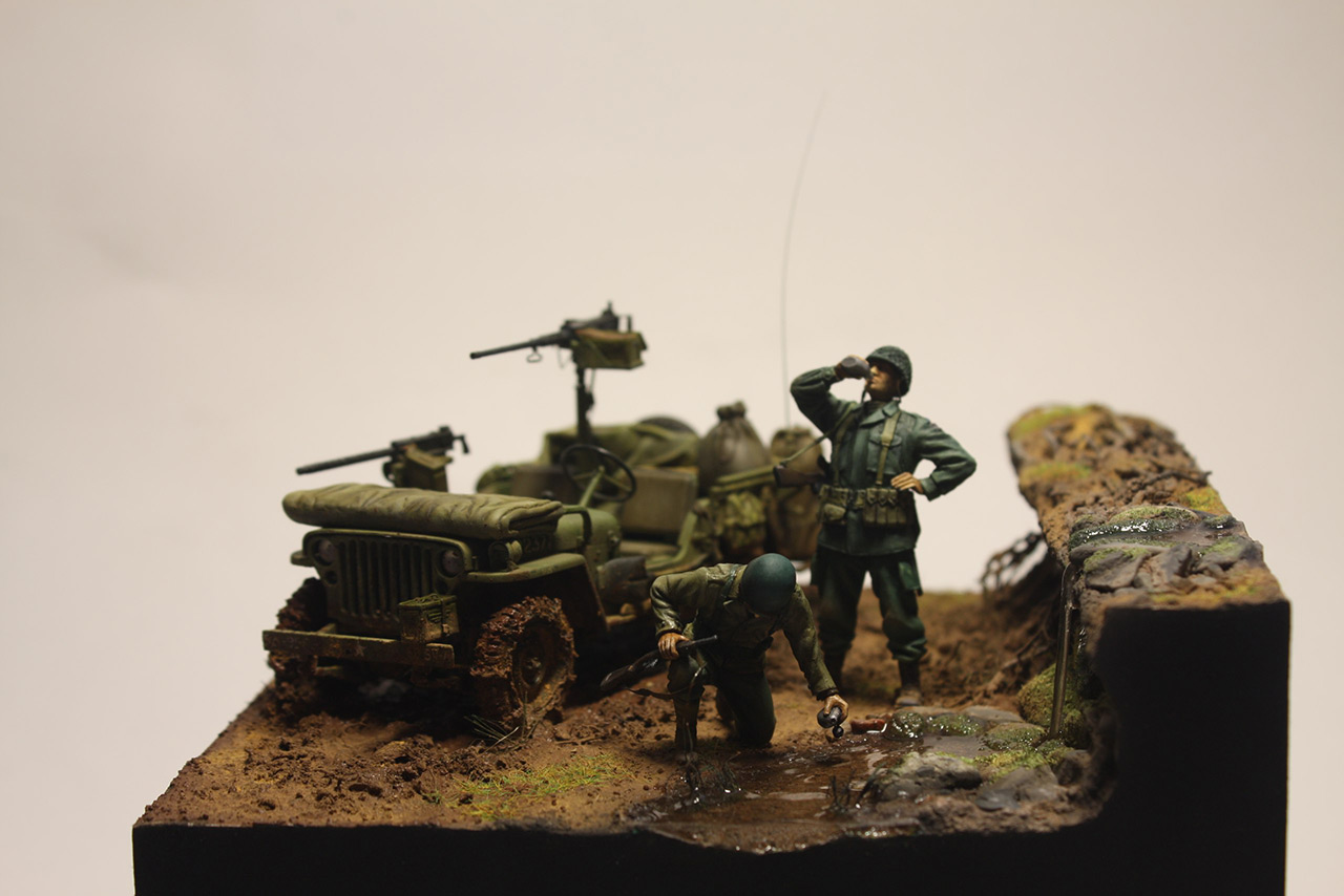 Dioramas and Vignettes: The Spring, photo #9