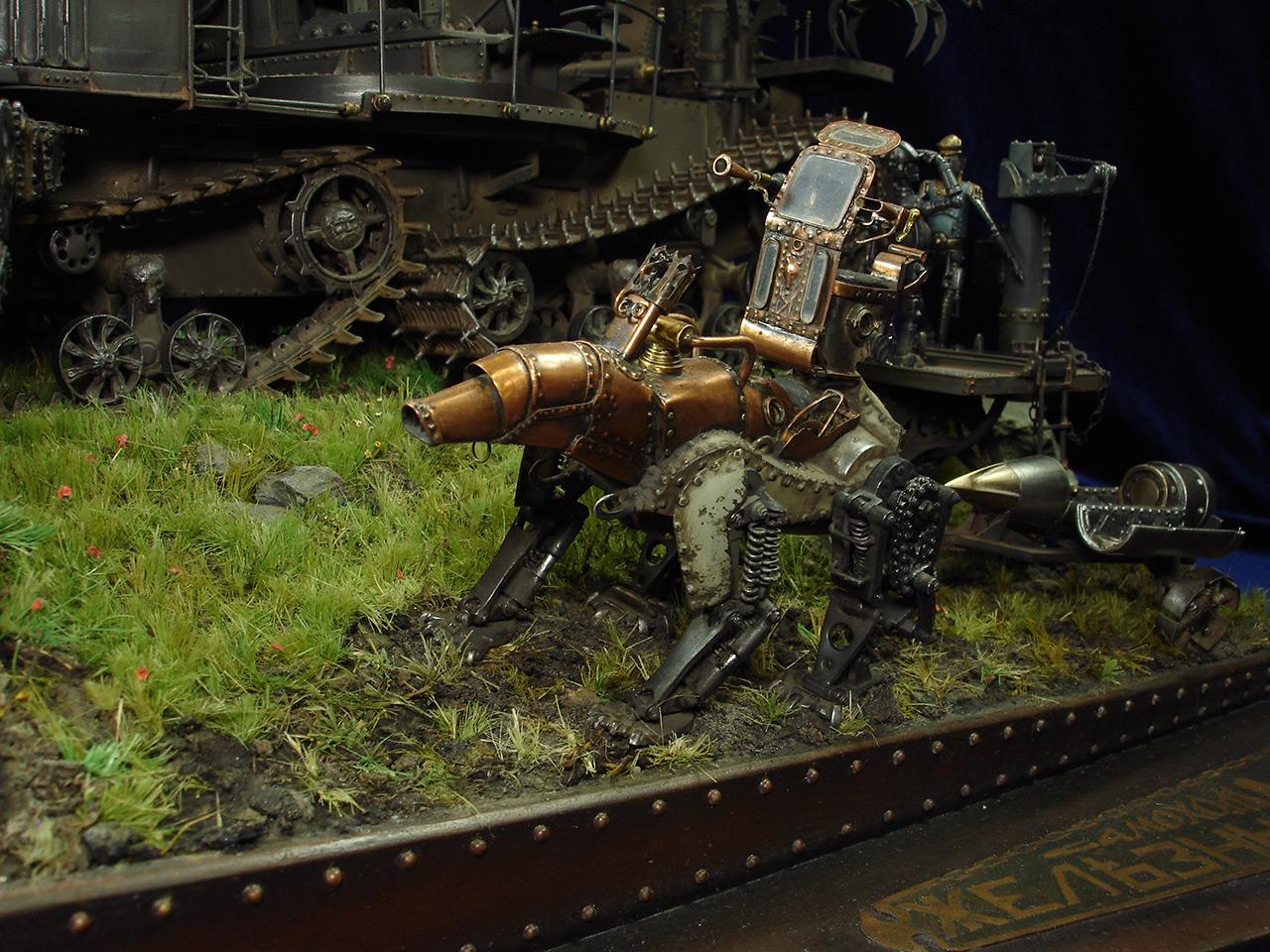 Miscellaneous: Iron Bear, photo #7