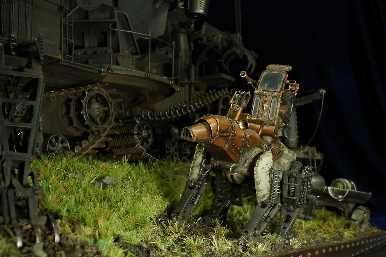 Miscellaneous: Iron Bear, photo #8