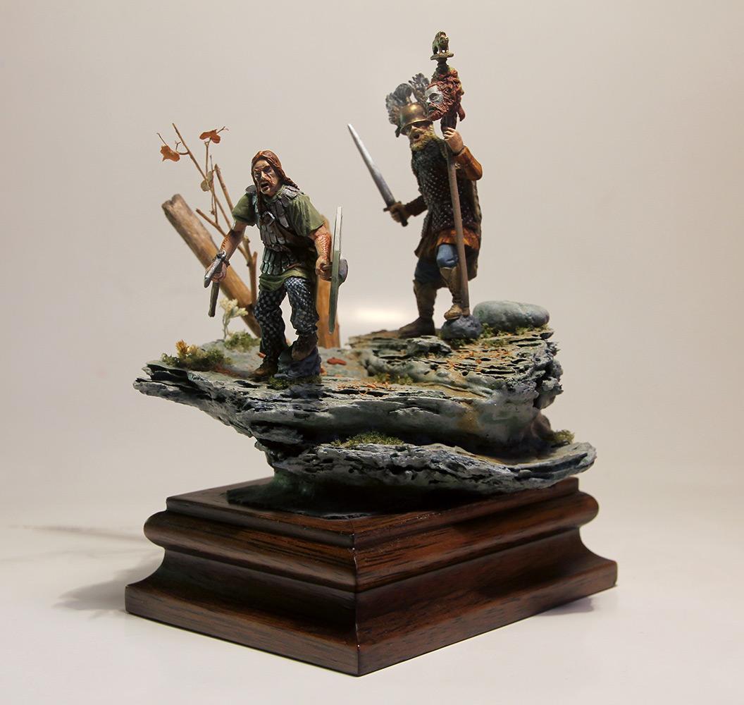 Figures: Celts, V cent. A.D., photo #1
