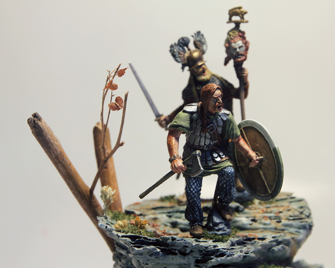 Figures: Celts, V cent. A.D., photo #3