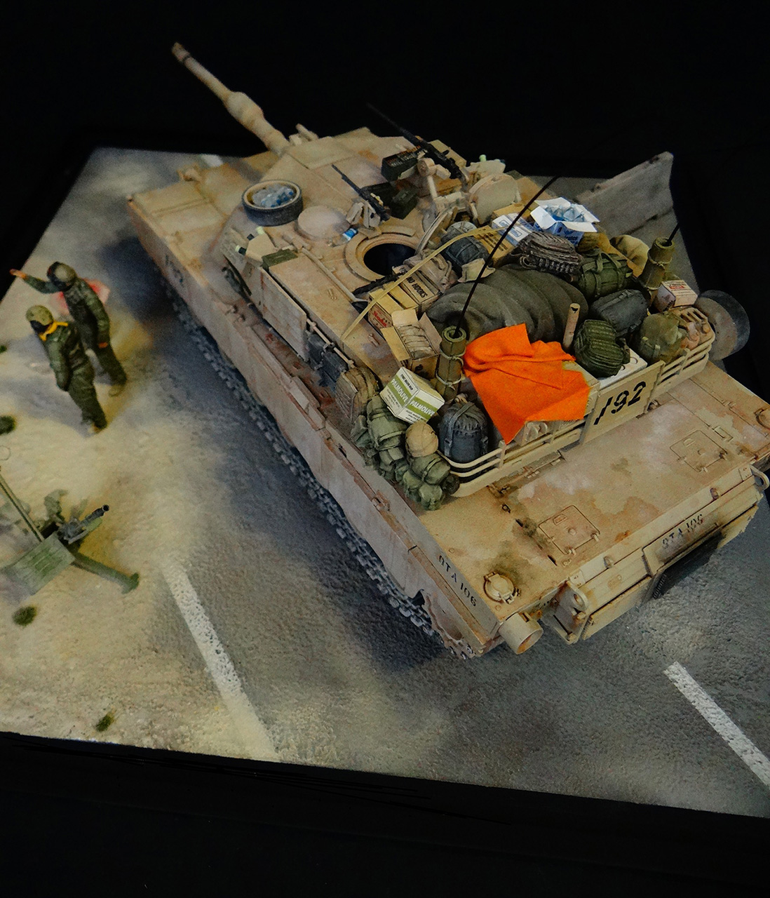 Dioramas and Vignettes: Road to Fallujah, photo #11