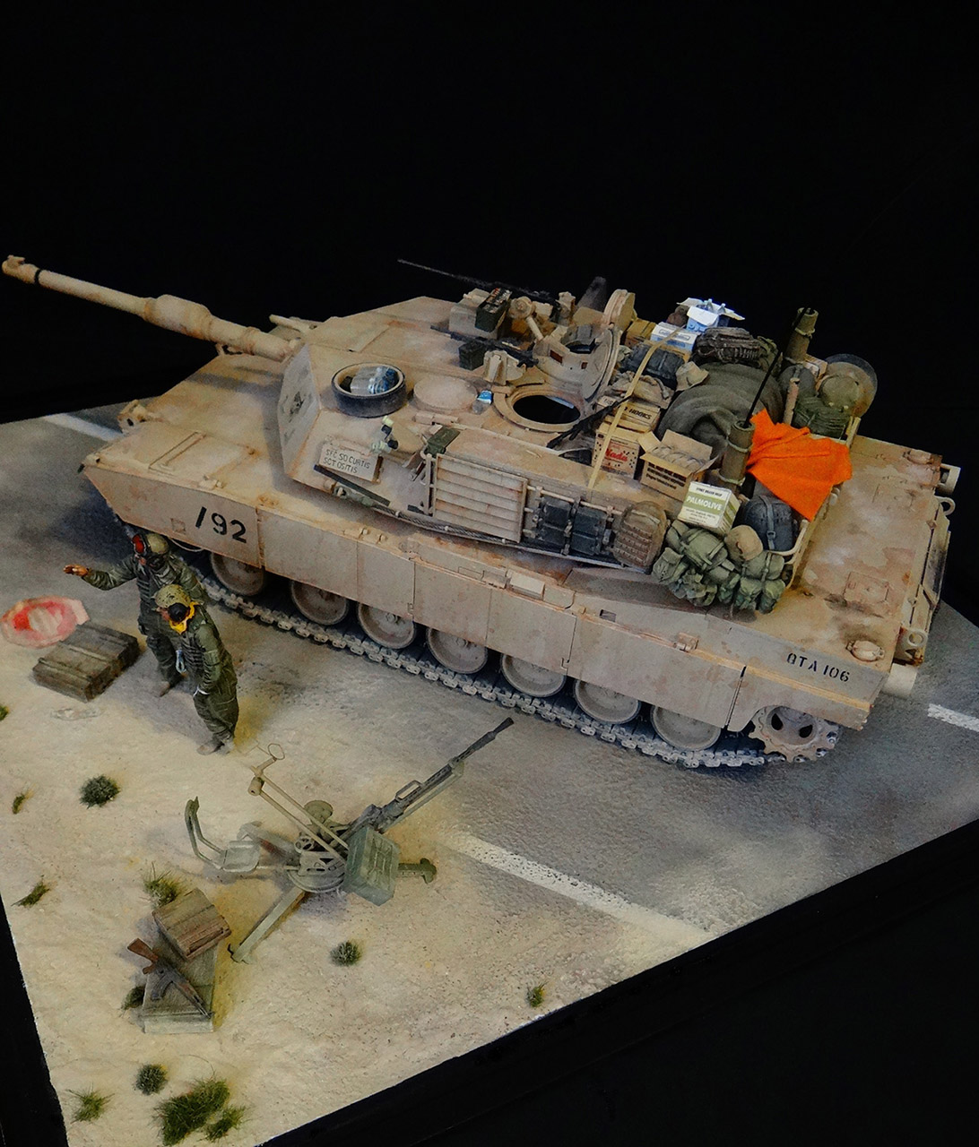 Dioramas and Vignettes: Road to Fallujah, photo #12