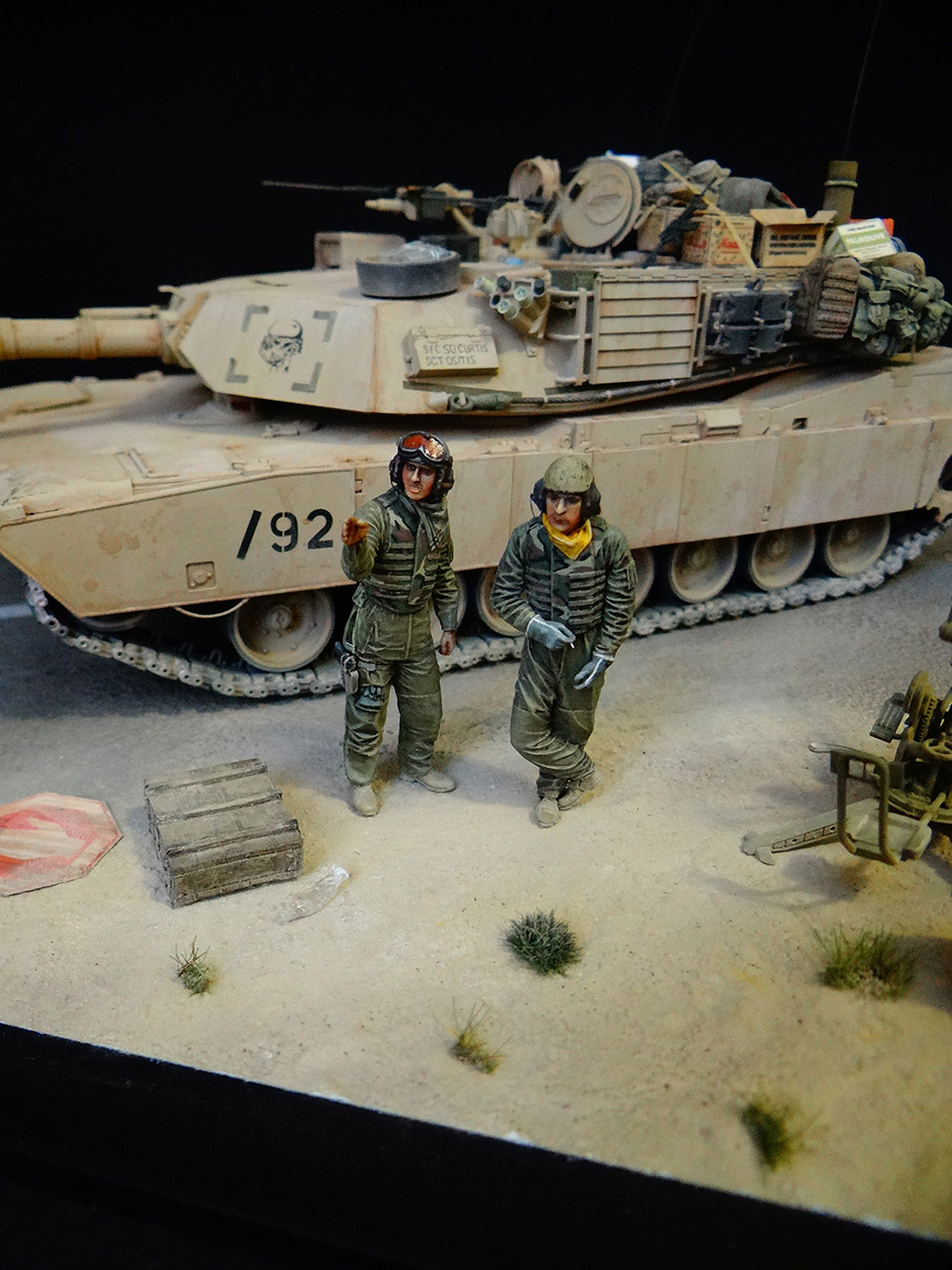 Dioramas and Vignettes: Road to Fallujah, photo #13