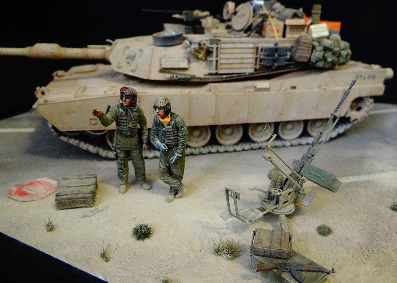 Dioramas and Vignettes: Road to Fallujah, photo #14