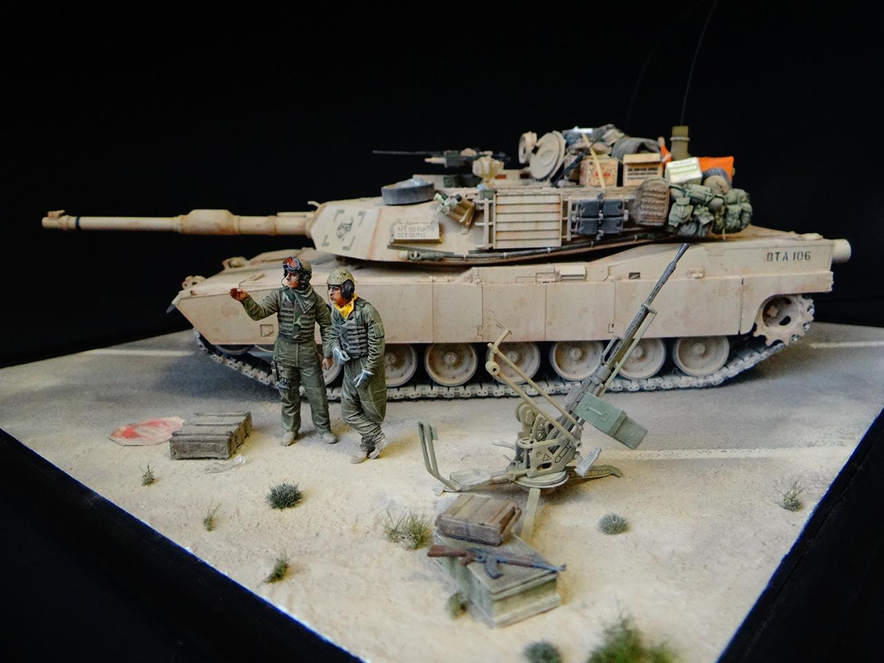 Dioramas and Vignettes: Road to Fallujah, photo #3