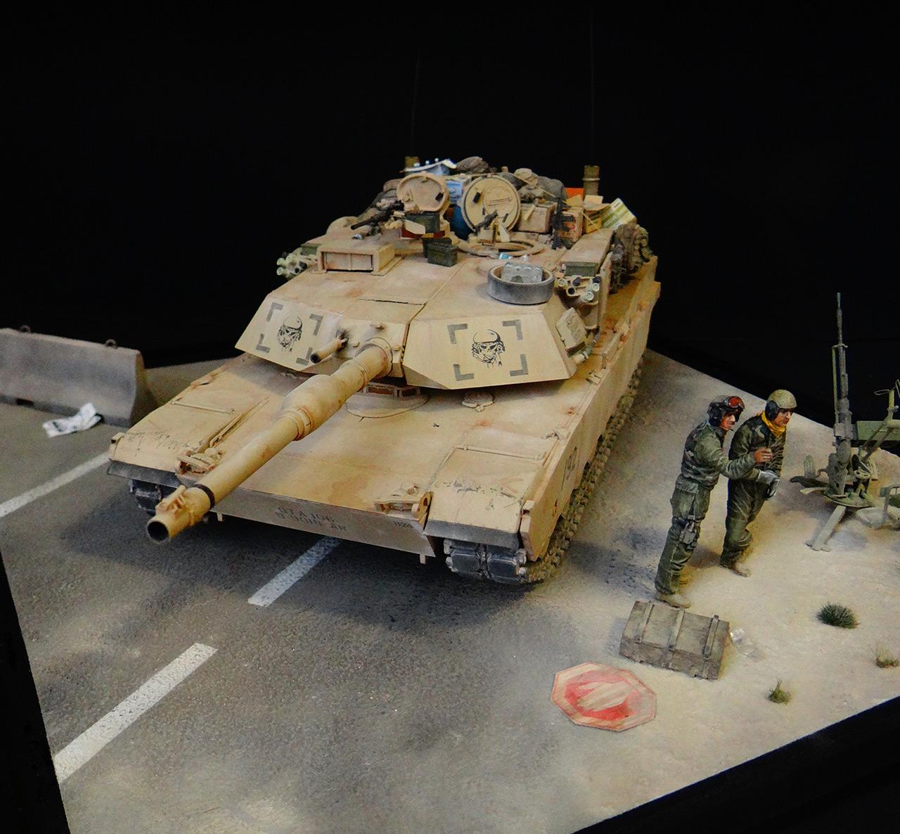 Dioramas and Vignettes: Road to Fallujah, photo #5