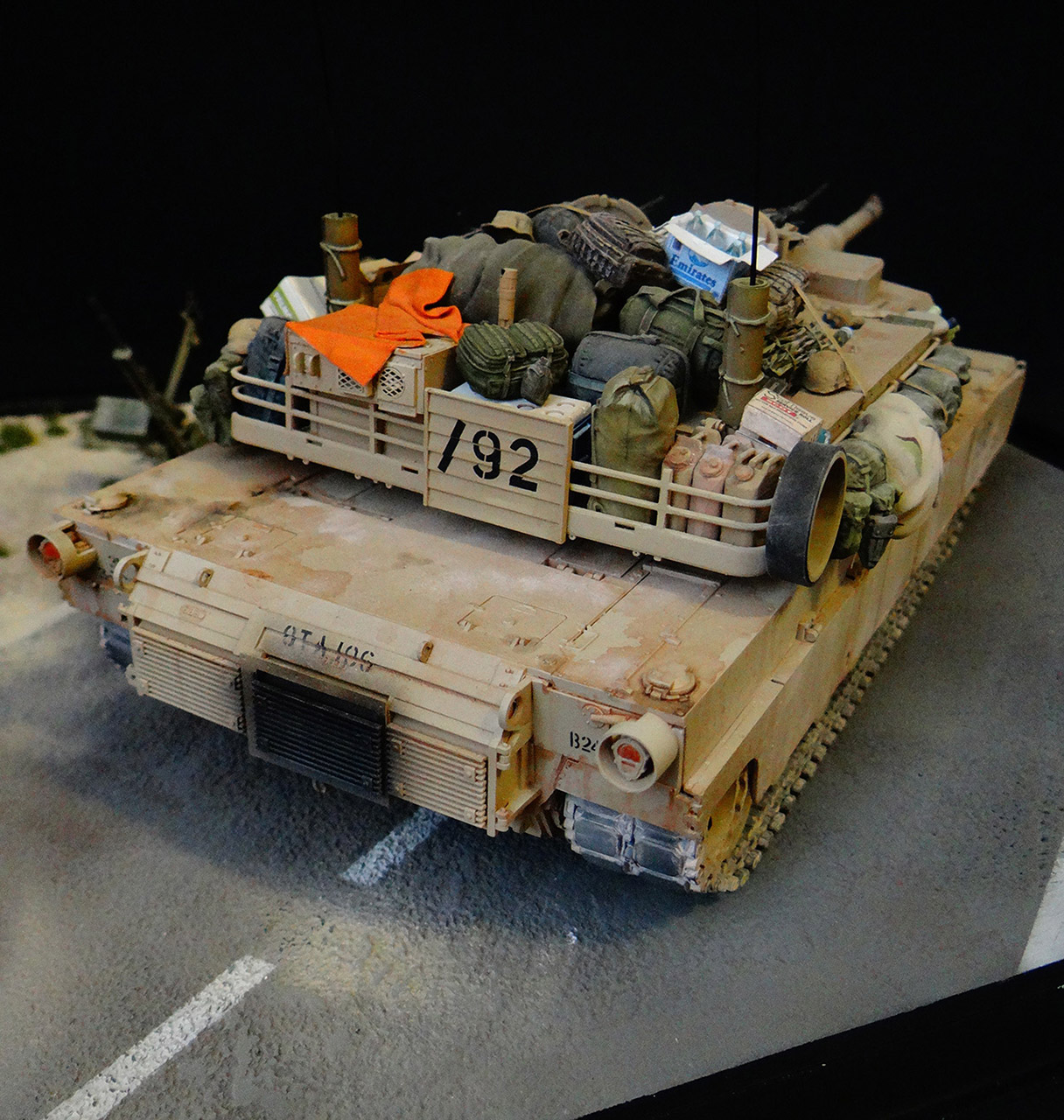 Dioramas and Vignettes: Road to Fallujah, photo #7