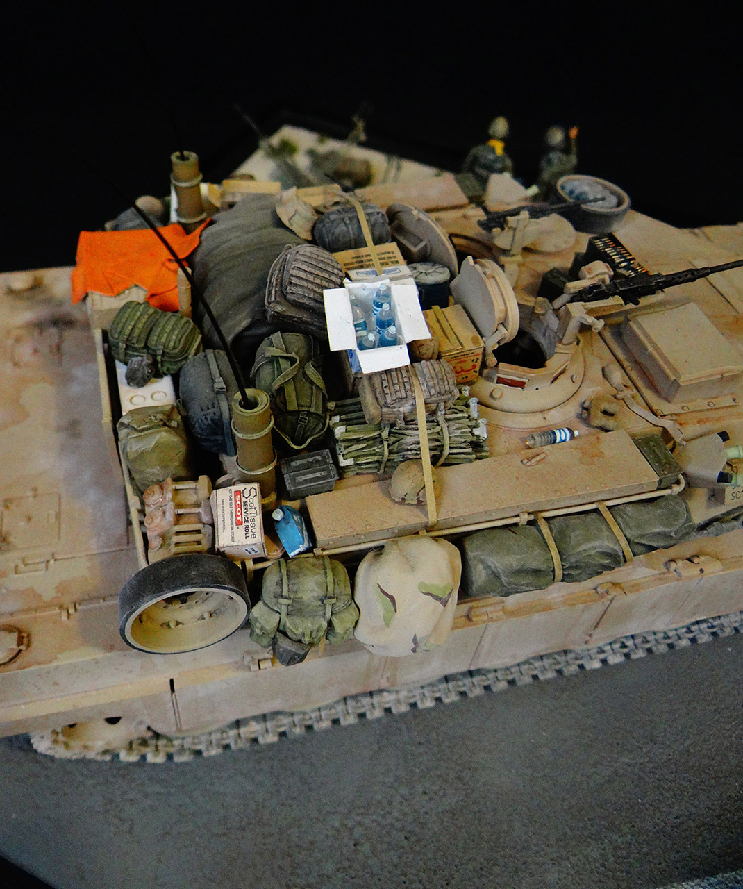 Dioramas and Vignettes: Road to Fallujah, photo #8