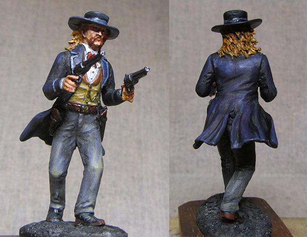 Figures: Wild Bill Hickok