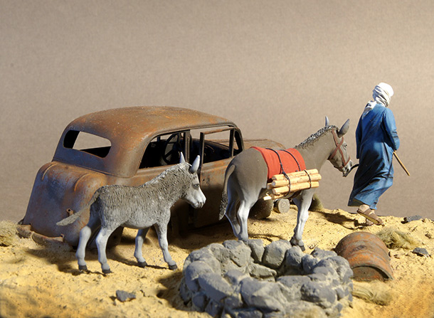 Dioramas and Vignettes: Hot Hot Africa