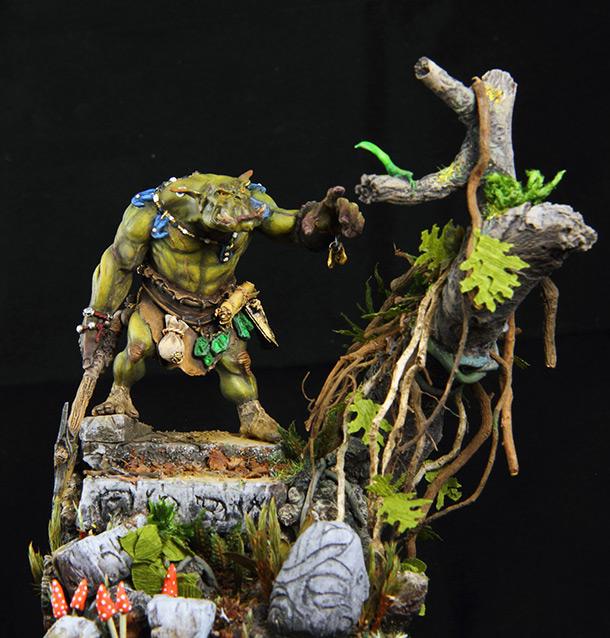 Miscellaneous: Orc the Axe