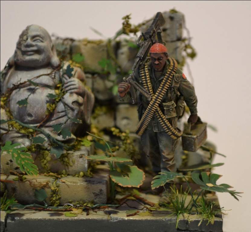 Dioramas and Vignettes: Uninvited guests, photo #11