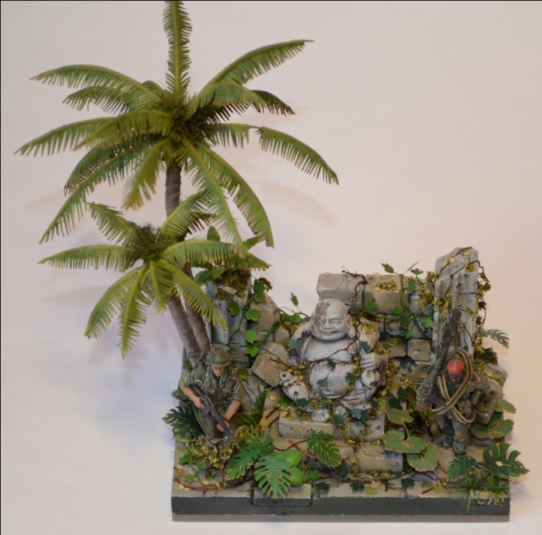 Dioramas and Vignettes: Uninvited guests, photo #2