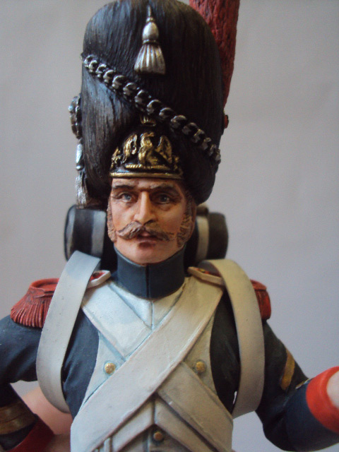 Figures: Guards grenadier, Napoleon's army, photo #10