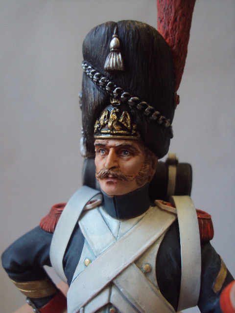Figures: Guards grenadier, Napoleon's army, photo #11
