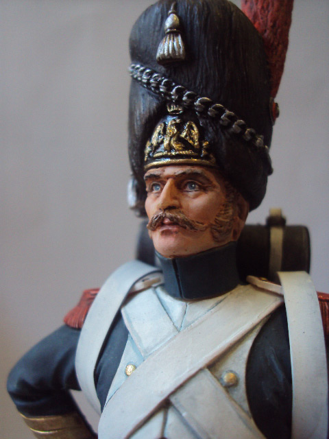 Figures: Guards grenadier, Napoleon's army, photo #12