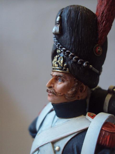 Figures: Guards grenadier, Napoleon's army, photo #13