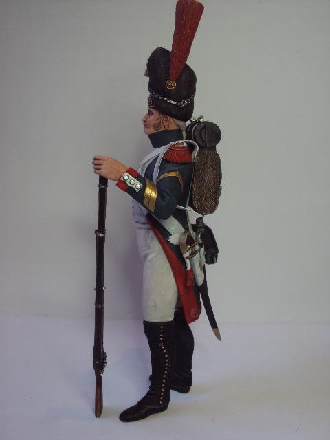 Figures: Guards grenadier, Napoleon's army, photo #3