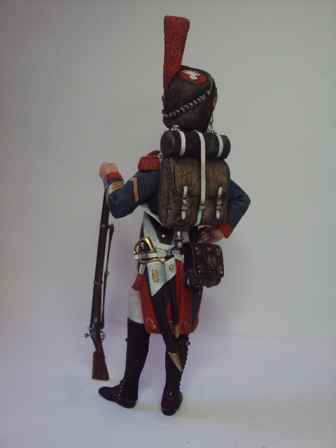 Figures: Guards grenadier, Napoleon's army, photo #4