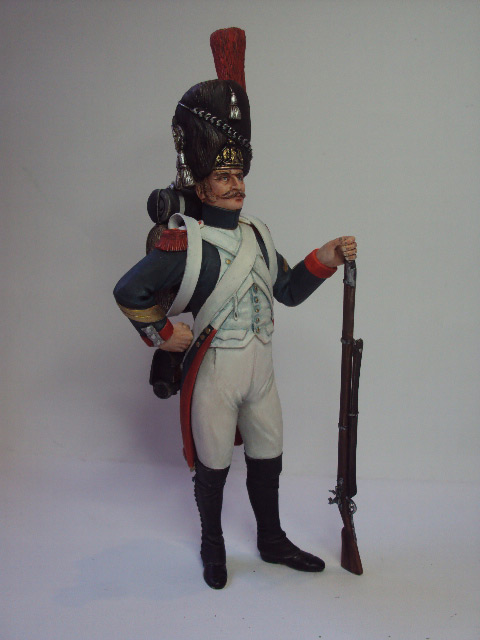 Figures: Guards grenadier, Napoleon's army, photo #6
