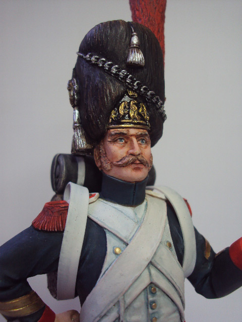Figures: Guards grenadier, Napoleon's army, photo #7
