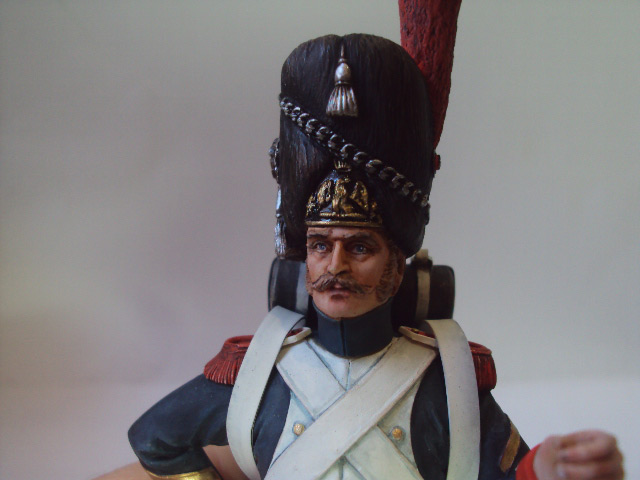 Figures: Guards grenadier, Napoleon's army, photo #8