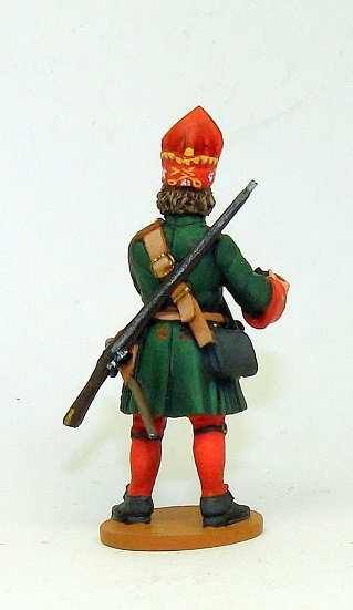 Figures: Russian grenadiers, Great northern war, photo #11