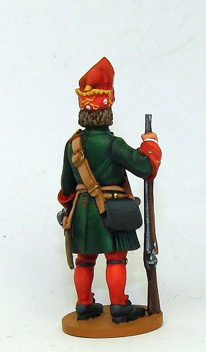 Figures: Russian grenadiers, Great northern war, photo #15
