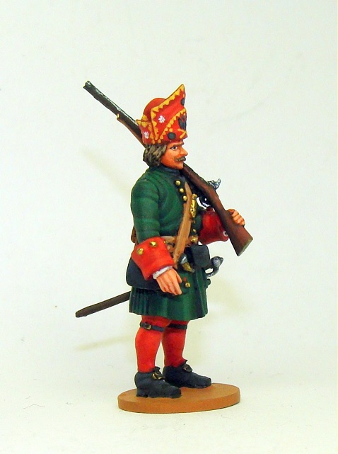 Figures: Russian grenadiers, Great northern war, photo #19
