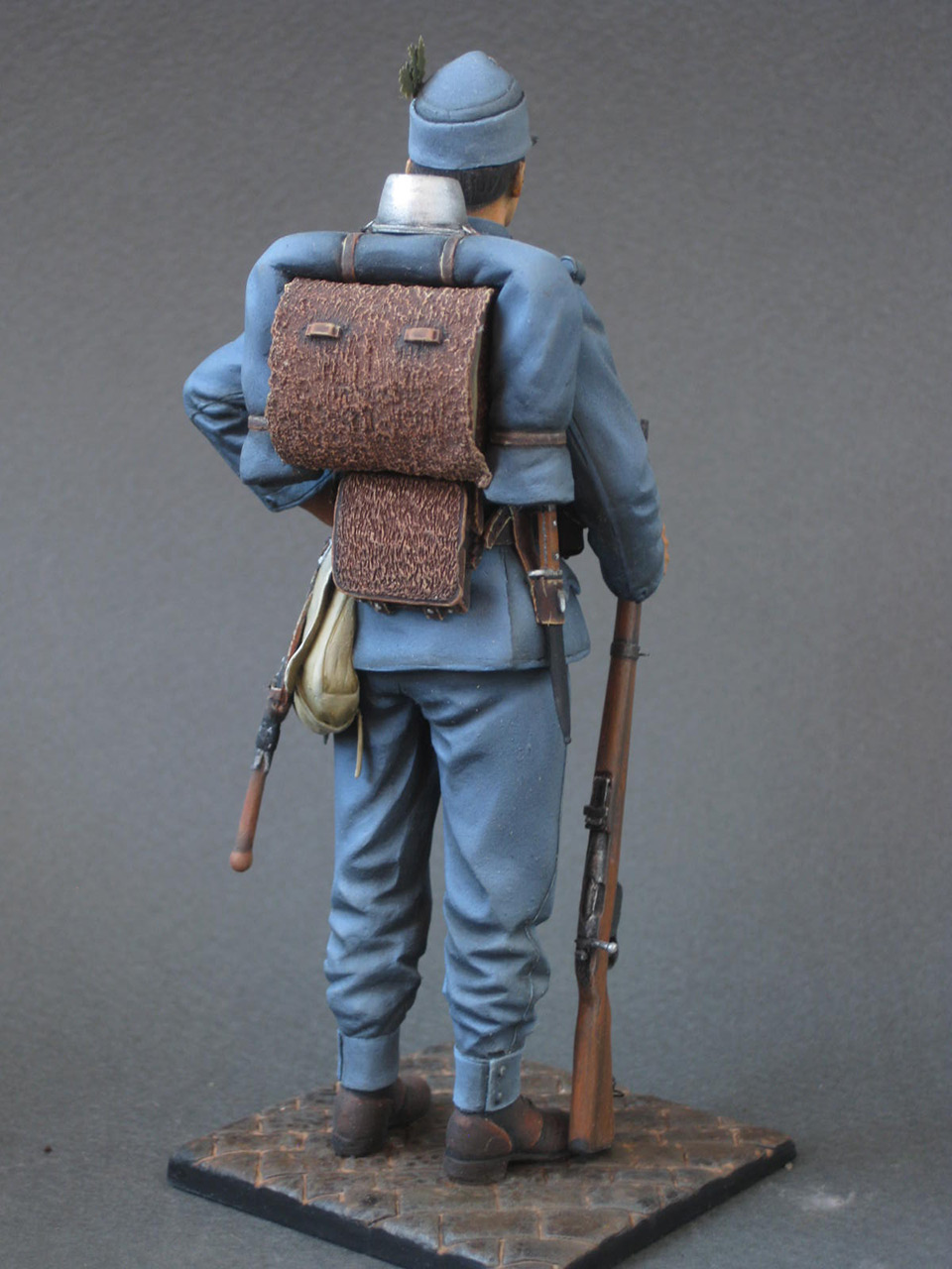 Figures: Austrian-Hungarian infantryman, 1914, photo #6